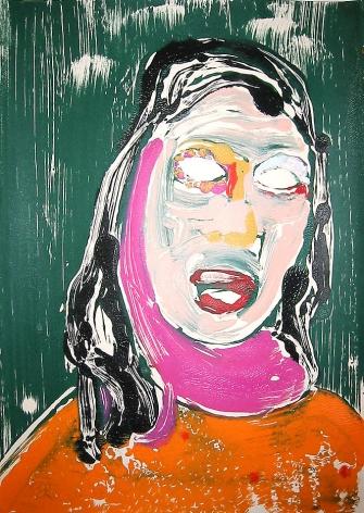 Portrait Head #8
