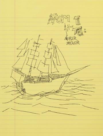 Sean Landers, Ahoy