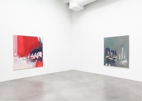 Thomas Eggerer Installation view 2