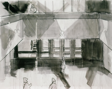 Drawing for Mezzanine