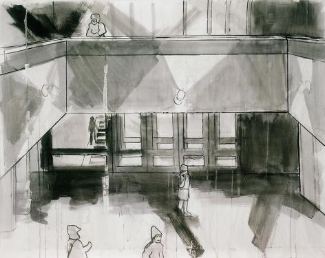 Drawing for Mezzanine