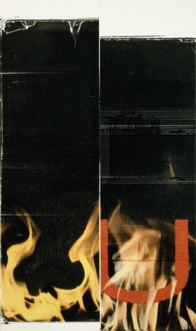 Untitled 2006 Epson ultrachrome inkjet on linen