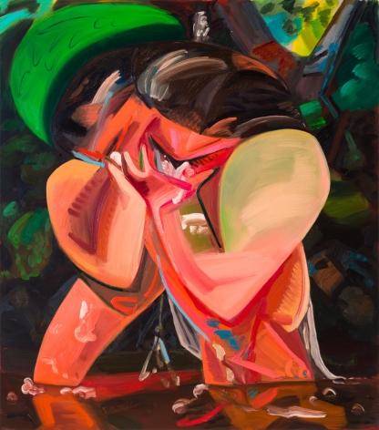 Shame 2017 Oil on canvas
