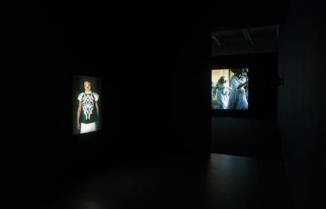 Yael Bartana Installation view 2