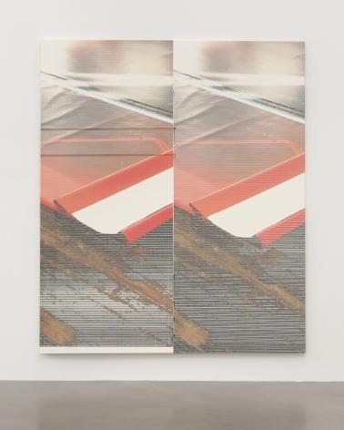 Wade Guyton, Untitled