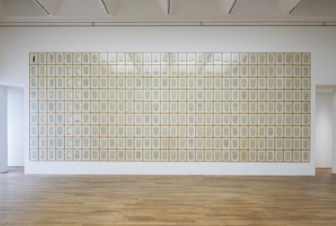 Nur nichts anbrennen lassen – New Presentation of the Collection, Installation view, Kunstmuseum Bonn, 2020