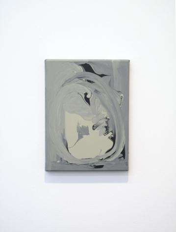 Swan 2009 Oil on canvas
