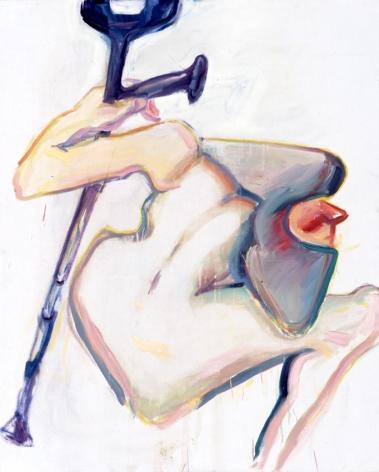 Untitled (One Crutch)