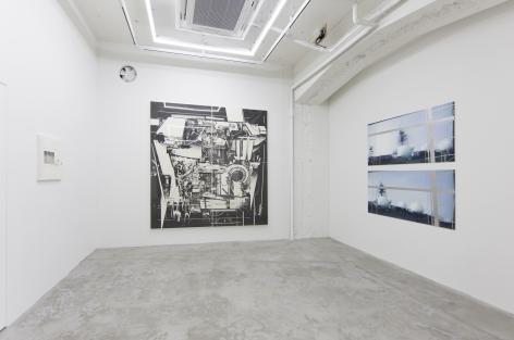 Petzel at Nanzuka, Installation view
