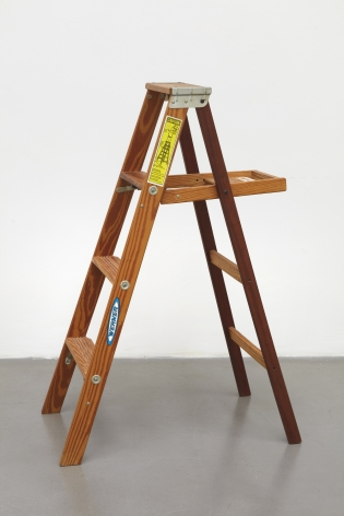 Jorge Pardo, Ladder
