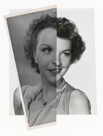 She (Film Portrait Collage) II