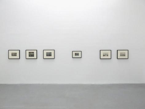 John Stezaker Installation view 4