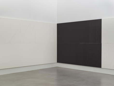 Wade Guyton Installation view 17