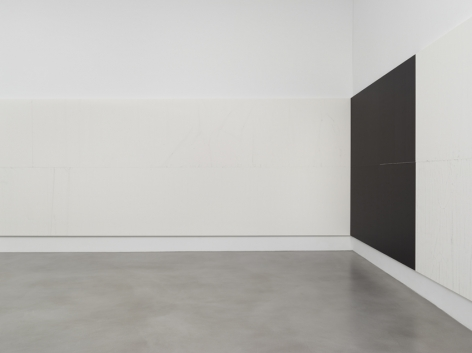 Wade Guyton Installation view 16