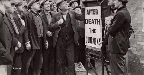 """John Stezaker, After Death Judgement (From the """"Underworld"""" Series)"""