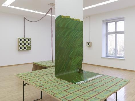 galesburg, illinois+, Museum Kurhaus Kleve, 2016, Installation view
