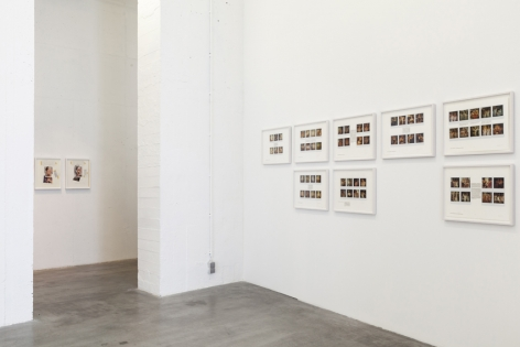 Robert Heinecken: Lessons in Posing Subjects, Wiels Contemporary Art Center, 2014  Installation view