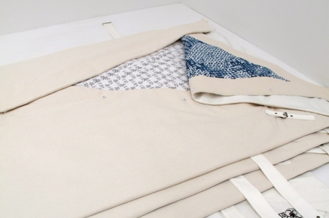 Seth Price Quilt Style Bag