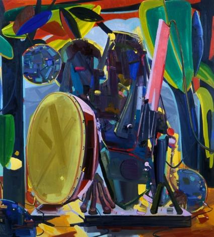 ESG 2003 Oil on canvas