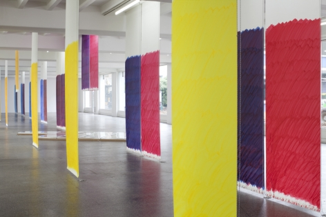 He was but a bad translation, Kölnischer Kunstverein, 2011, Installation view