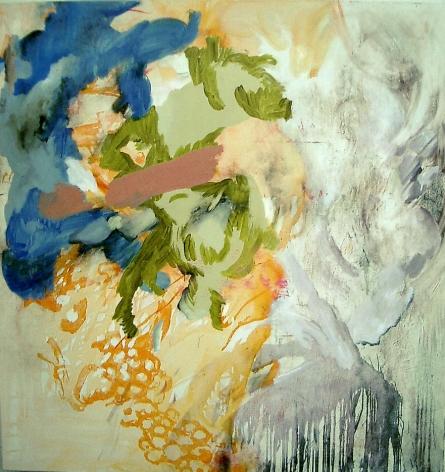 Untitled (Orange) 2003