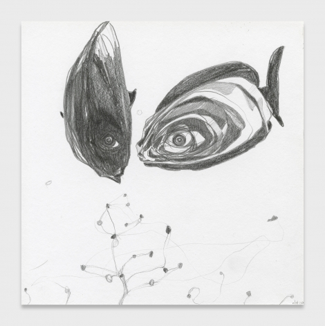 Nicola Tyson, Too Fish