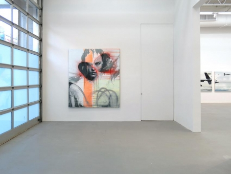 Dirk Skreber Installation view 3
