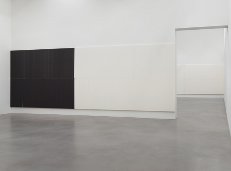 Wade Guyton Installation view 9