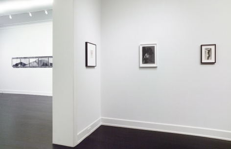 Robert Heinecken Installation view 2