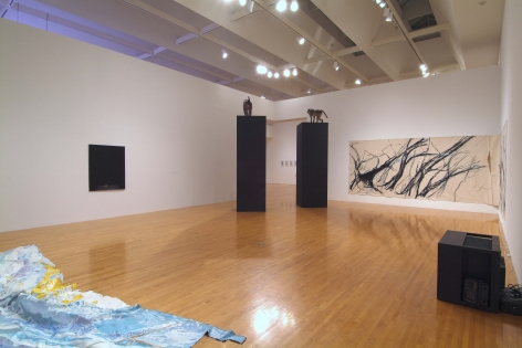 Painting in Tongues, Musuem of Contemporary Art, Los Angeles, 2006, Installation view
