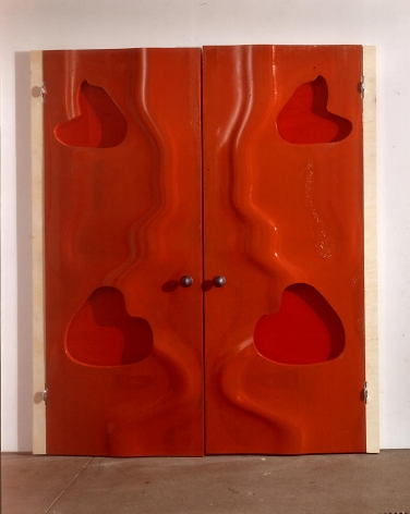 Untitled (doors) 2004