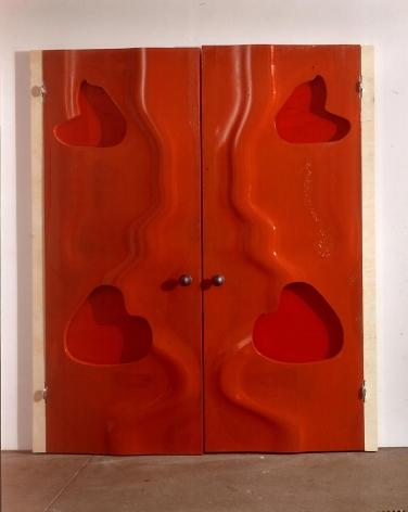 Untitled (doors) 2004