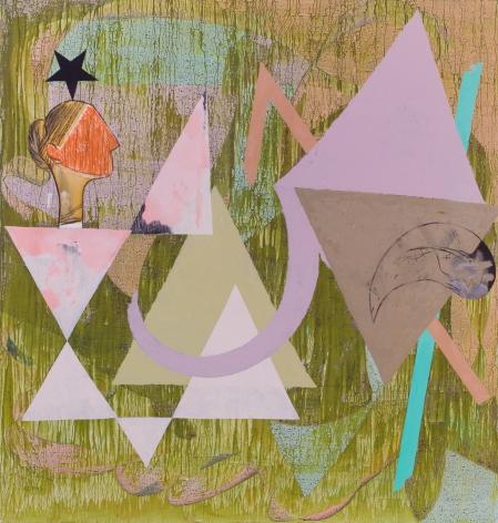 Charline von Heyl, Poetry Machine #1