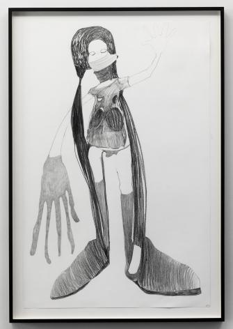 Standing Figure #5
