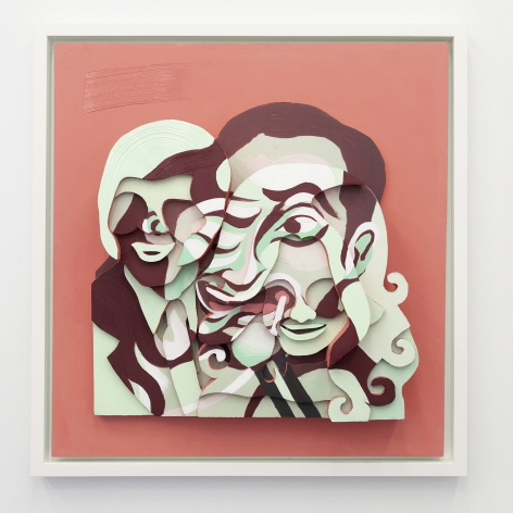 """Pieter Schoolwerth, Model for """"The Blob"""" (Lucy & Aaron #5)"""