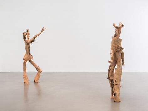 Nicola Tyson, Dancing Figure 2