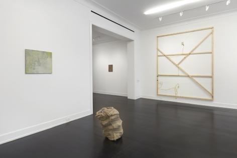 Georg Herold, Petzel Gallery, 2019, Installation view