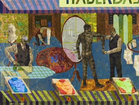 Derek Fordjour, Haberdashery