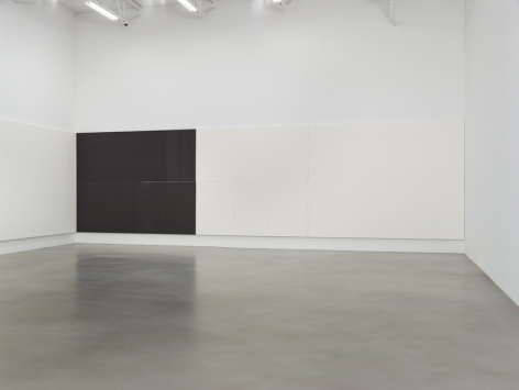 Wade Guyton Installation view 18