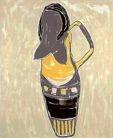 Portrait of A.L.
