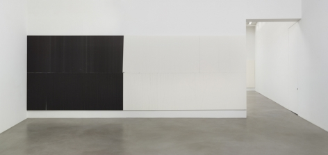Wade Guyton Installation view 10