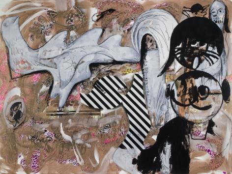 Charline von Heyl, Vandals Without Sandals