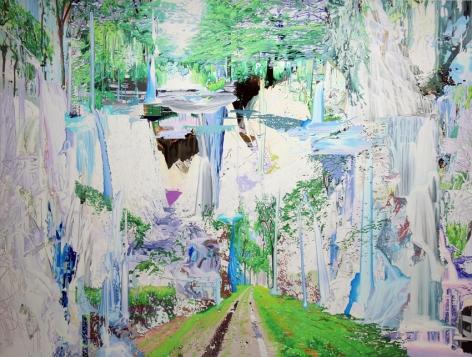 Llanganuco Falls 2008