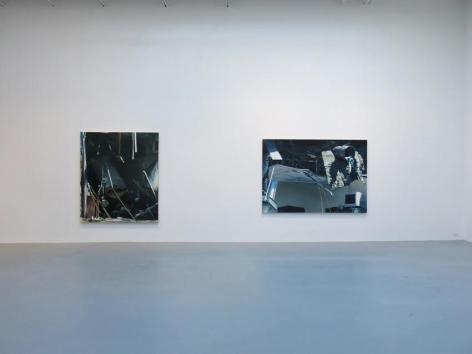 Dirk Skreber Installation view 10