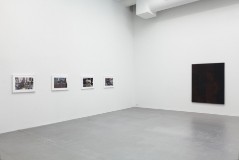 Troy Brauntuch Installation view 16