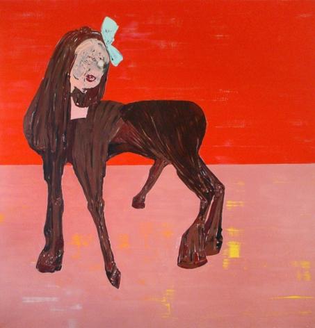 Nicola Tyson, Horse