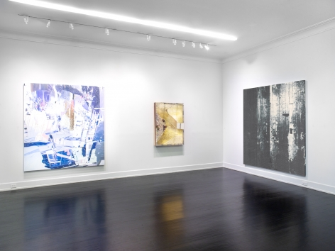Private View, Installation view