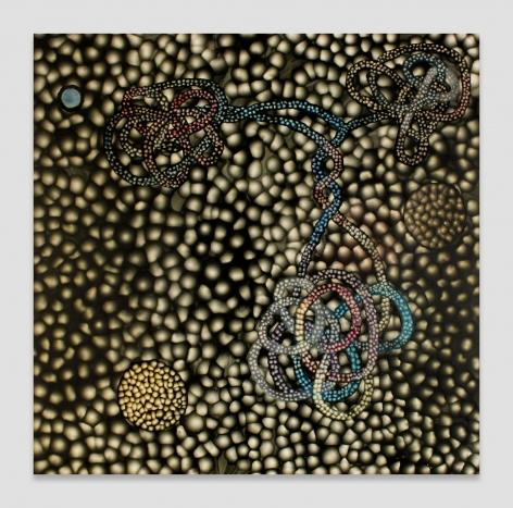 Ross Bleckner, Untitled