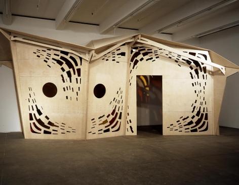 Untitled (cabin) 2004