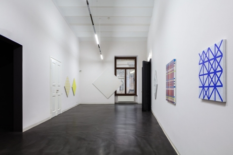 Piet Mondrian: A Spatial Appropriation, Albertinum, 2019  Installation view